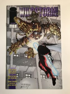Wildstorm #3 (Spawn Video game ad/Back cover)