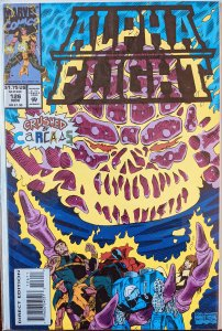 Alpha Flight #126 (1993)