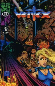 Vortex (Hall of Heroes) #3 VF/NM; Hall of Heroes | save on shipping - details in
