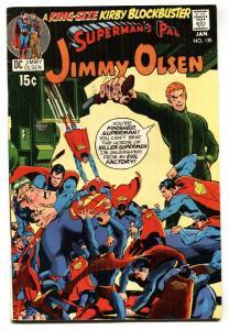 SUPERMAN'S PAL JIMMY OLSEN #135 1971 DC COMICS 1st Guardian
