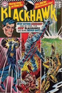 Blackhawk (1944 series) #231, Fine+ (Stock photo)