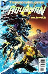 Aquaman (2011 series) #15, NM (Stock photo)