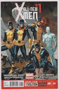 All New X-men #1 (VF-NM)