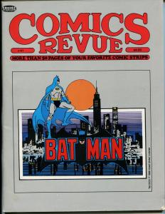 Comics Revue #41 1989-Phantom-Batman-Modesty Blaise-Flash Gordon-Latigo-VF