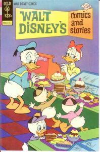 WALT DISNEYS COMICS & STORIES 422 VF-NM  Nov. 1975 COMICS BOOK