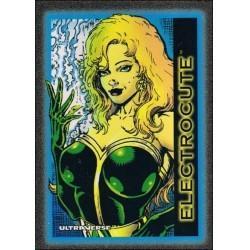 1993 Skybox Ultraverse: Series 1 ELECTROCUTE #12