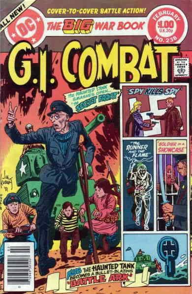 G.I. Combat #238 FN; DC | save on shipping - details inside
