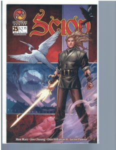 Scion #25 (2002) NM