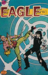Eagle (Crystal) #11 FN; Crystal   save on shipping - details inside