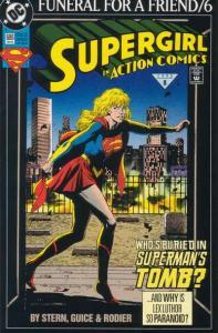 Action Comics (1938 series) #686, NM (Stock photo)