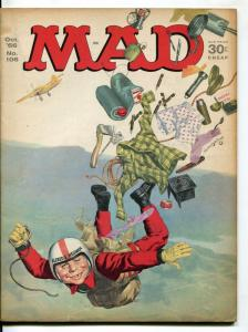MAD Magazine #106-1966-Mingo-Drucker-Martin-Brandel-FN