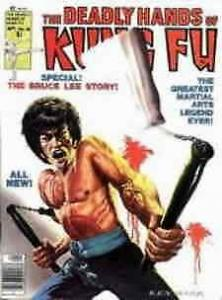 Deadly Hands of Kung Fu #28 VF/NM; Marvel | save on shipping - details inside
