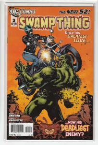 SWAMP THING (2011 DC) #3