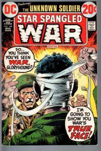 STAR SPANGLED WAR STORIES #168-1973-DC WAR COMIC-BRONZE AGE-FN FN