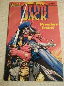 Grimjack #1 john ostrander - first comics - tim truman - august 1984