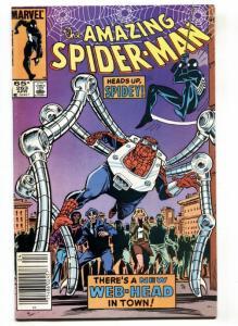 AMAZING SPIDER-MAN #263-1985-MARVEL-First Normie Osborn