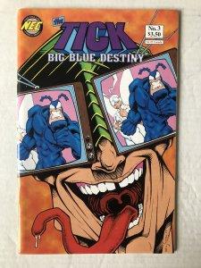 Tick: Big Blue Destiny #3 (1998)