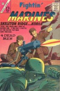 Fightin' Marines #53, VG- (Stock photo)