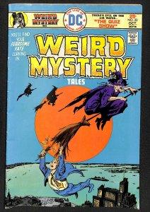 Weird Mystery Tales #23 (1975)
