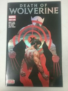 Death of Wolverine #1 Marvel Comic 2014 NW142
