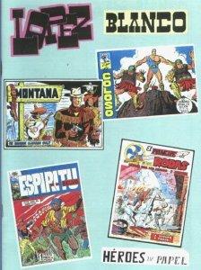 Heroes de Papel numero 56: Manuel Lopez Blanco