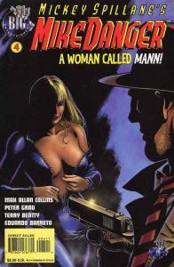 Mike Danger (Mickey Spillane's…, Vol. 2) #4 VF/NM; Big | save on shipping - deta