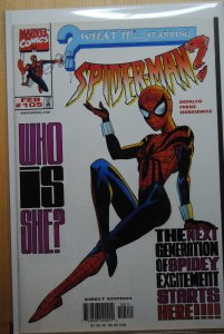 What If...? #105 (1998)  RARE !!