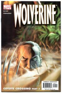 WOLVERINE #9, NM+, X-men, Coyote Crossing, Rucka, 2003, more in store