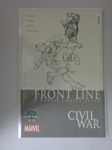 Frontline Civil War #1 - 6.0 - 2006