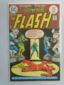 The Flash #234 4.0 VG water damaged (1975 1st Sereis)