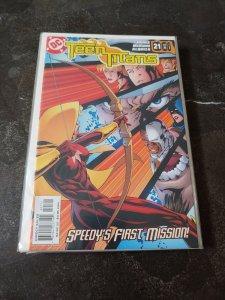 Teen Titans #21 (2005)