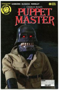 PUPPET MASTER #5 D, VF, Bloody Mess, 2015, Dolls, Killers, more in store