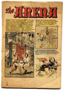 VALOR  #1 comic book 1955-EC Golden Age coverless bargain copy