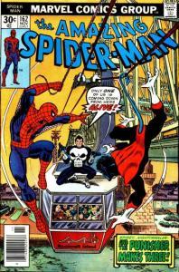 AMAZING SPIDER-MAN #162 stock photo