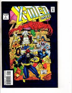 7 Marvel X-Men Comics 2099 # 1 Uncanny # 294 295 296 Omega Prime Annual # 1 RC2