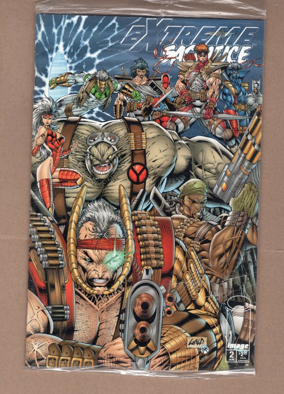 Extreme Sacrifice #2 (1995)