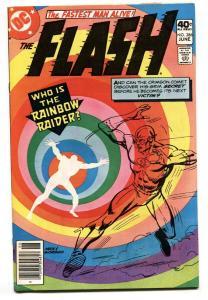 Flash #286 1980 First appearance RAINBOW RAIDER- DC Comics vf/nm