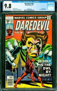 Daredevil #145 (Marvel, 1977) CGC 9.8 - Highest Graded!