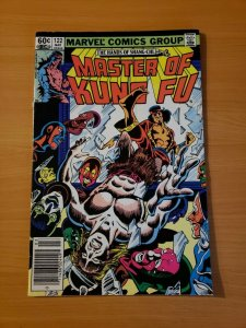 Master of Kung Fu #122 ~ VERY FINE - NEAR MINT NM ~ 1983 Marvel Comics