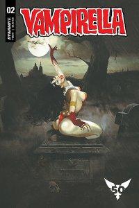 Vampirella #2 Cvr C Dalton (Dynamite, 2019) NM
