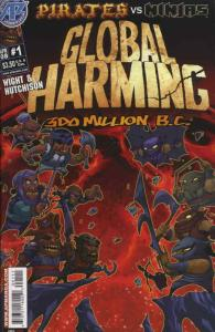 Pirates vs. Ninjas: Global Harming #1 FN; Antarctic | save on shipping - details