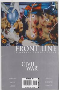 Civil War: Frontline #7