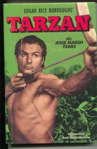 Tarzan: The Jesse Marsh Years #5-Edgar Rice Burroughs- hardcover
