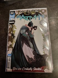 ​BATMAN #50 THE WEDDING EXTRA-SIZED ANNIVERSARY ISSUE NM