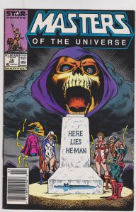 Masters of the Universe #12