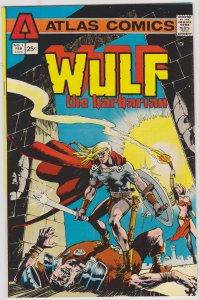 Wulf the Barbarian #1 (1975)