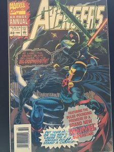 The Avengers Annual #22 (1993)