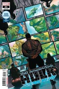 Immortal Hulk #21, NM + (Stock photo)