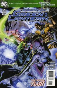 Green Lantern (4th Series) #59 VF/NM; DC | save on shipping - details inside