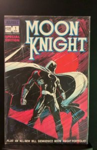 Moon Knight: The Special Edition #1 (1983)